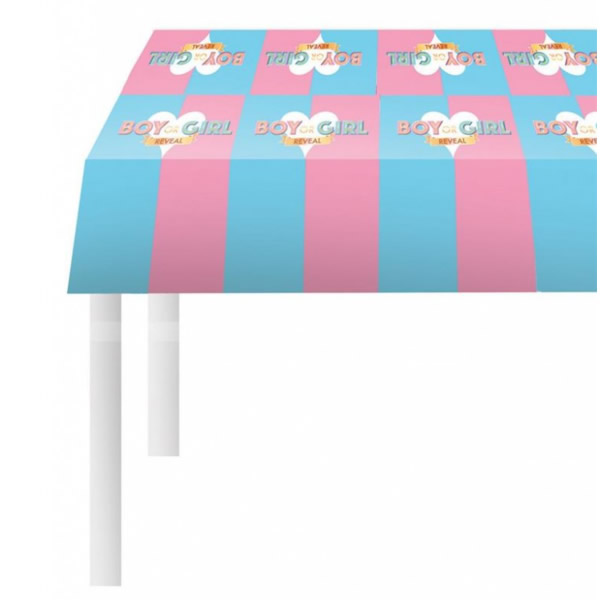 BOY OR GIRL, asztalterítő, 136x270 cm