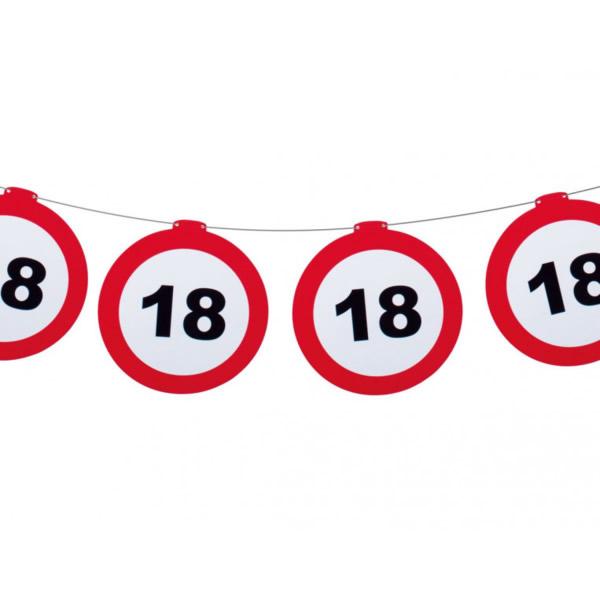 Fűzér, behajtani tilos, 18. születésnapra
