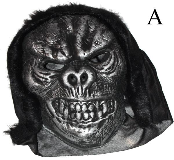 Polifoam gorilla álarc 5.