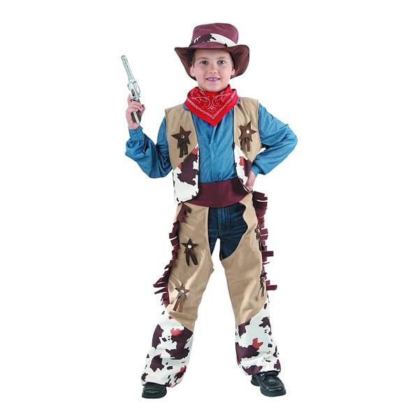 Cowboy gyermek jelmez 130/140