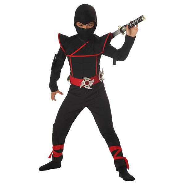 Ninja gyermek jelmez