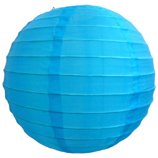Organza gömb lampion,  20 cm