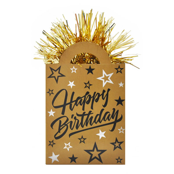 Lufi súly, Happy Birthday, arany-csillagos