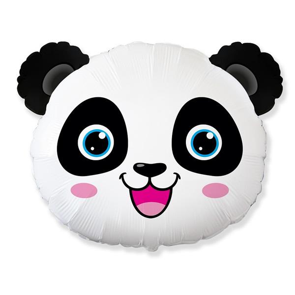Fólia lufi, Panda fej, 24